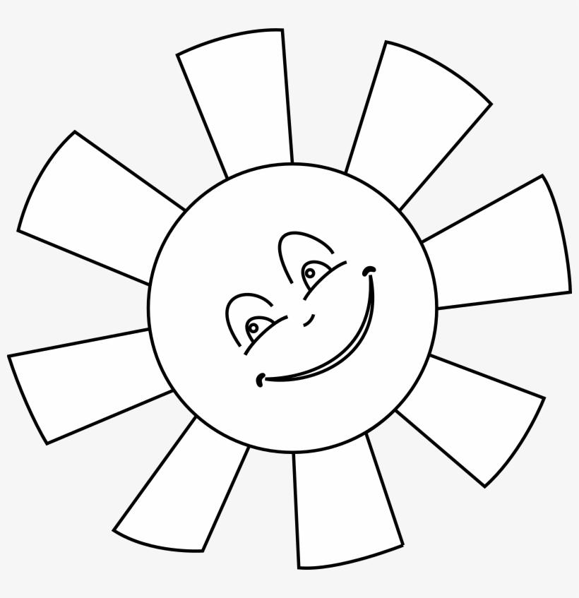Sun Clipart Outline Sun Outline Png Image Transparent Png Free