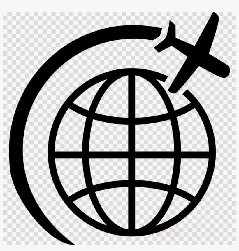 Airplane Globe Icon Clipart Airplane Computer Icons Geography