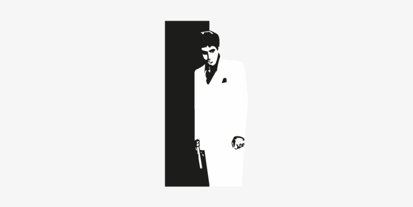 Scarface Vector World Is Yours Scarface Wallpaper Hd Png