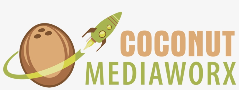 Coconut Mediaworx Logo - Tamil Language PNG Image