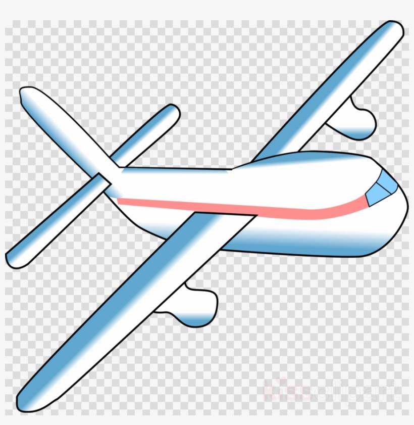 Airplane transparent background. Plane clipart aircraft
