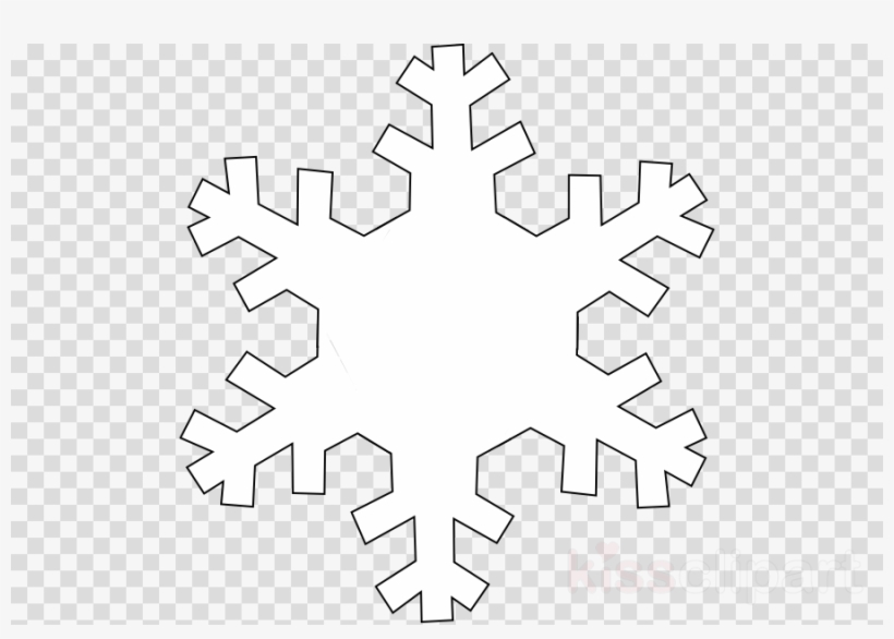 Free Blue Snowflake Cliparts, Download Free Clip Art, Free Clip Art on  Clipart Library