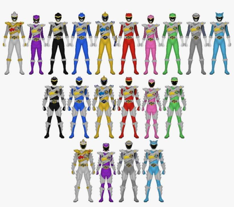 - Power Rangers Dino Charge - Power Rangers Dino Super Charge Coloring Pages  PNG Image Transparent PNG Free Download On SeekPNG