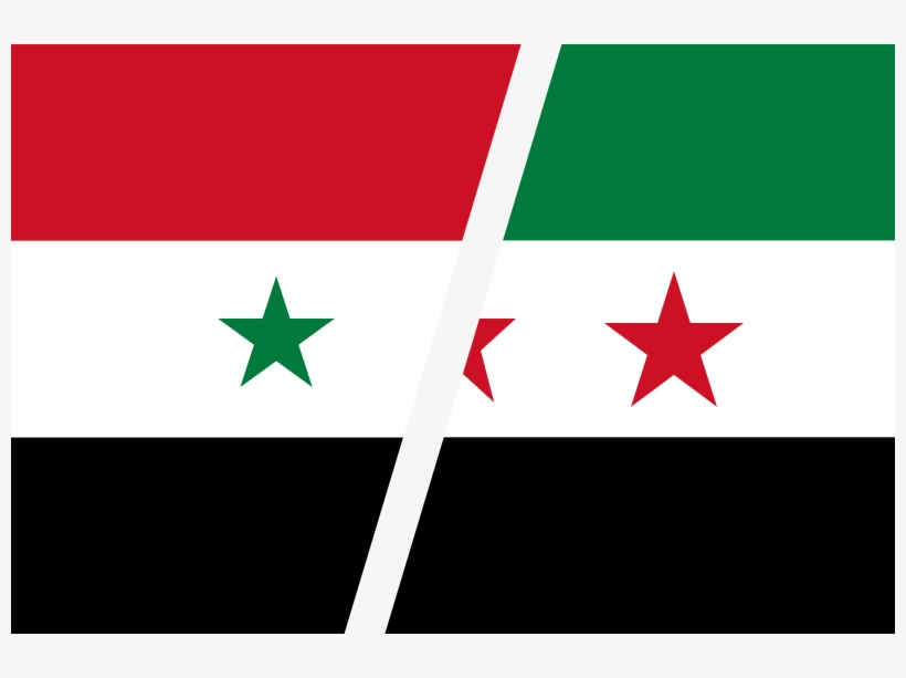click to enlarge syria two flags facts about syria flags png imageclick to enlarge syria two flags facts about syria flags