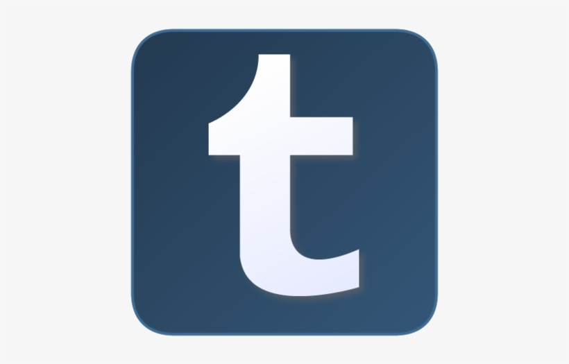 Tumblr Has Updated Its Ios Application For Iphone And - Logo