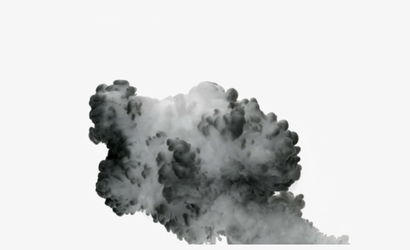 Clouds Png Transparent Image - Storm Clouds With White
