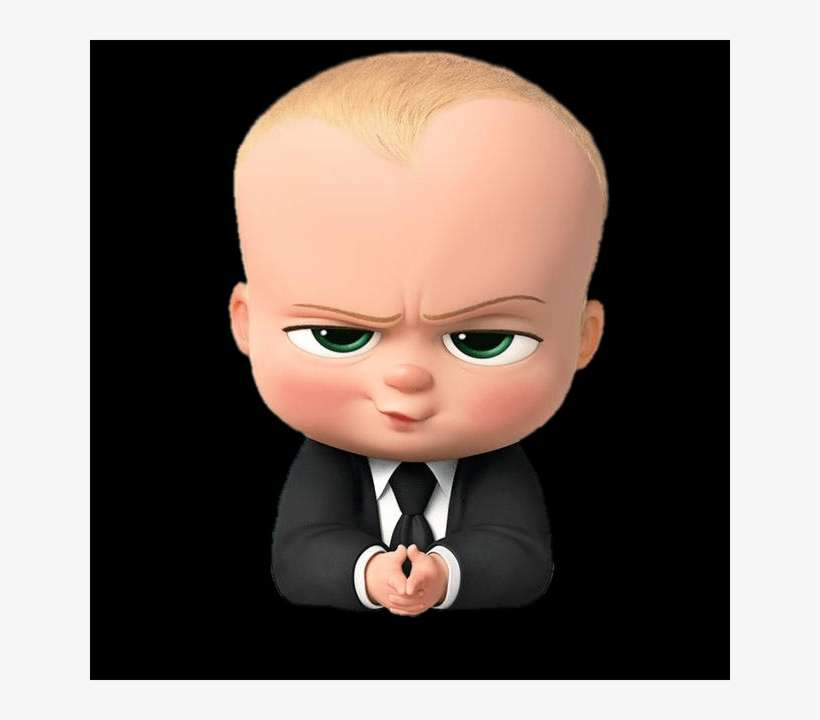 Free Boss Baby Pngs Boss Baby No Background Png Image