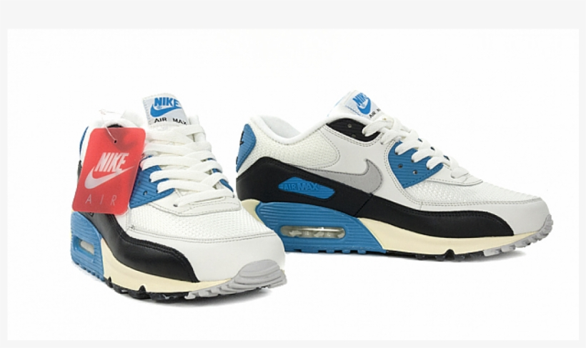 pretty nice f952e 33c68 ... brand new bc85f ca960 Nike Air Max 90 Og Blue, transparent png download