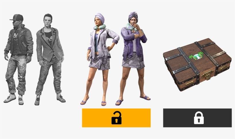 Playerunknown´s Battlegrounds Promo Skins - Twitch Prime Pubg Skin