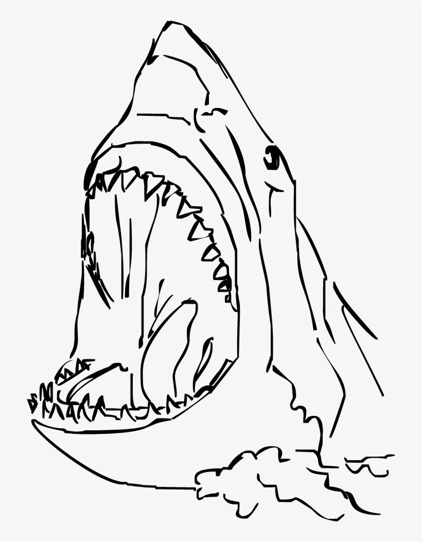 раскраска слоновая акула роли фора актер