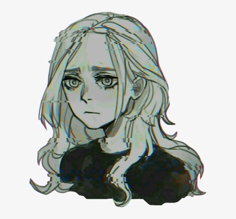 Imagens Sad Girl Anime Png Image  Transparent Png Free -4631