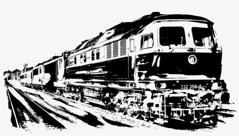 Diesle Locomotive Diagram