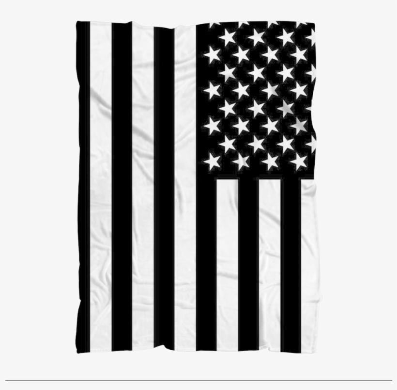 American Flag - American Flag Iron Cross PNG Image