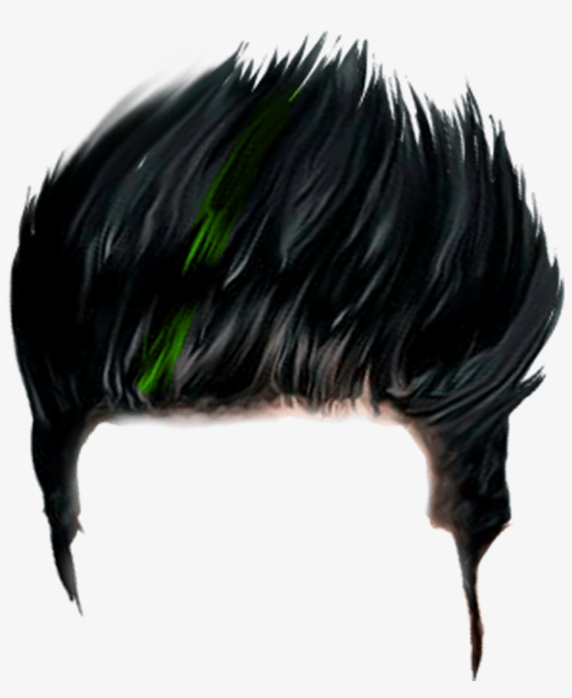 Hair Png Hairstyle Png For Picsart Png Image Transparent Png