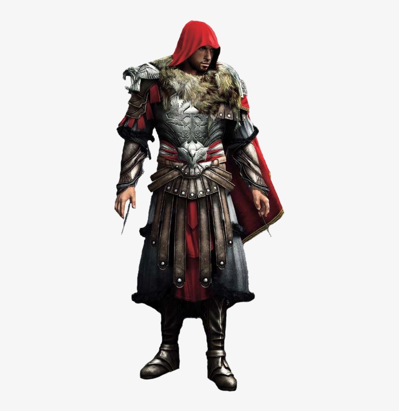 Armor Of Brutus V Creed Brotherhood Armor Of Brutus Png Image