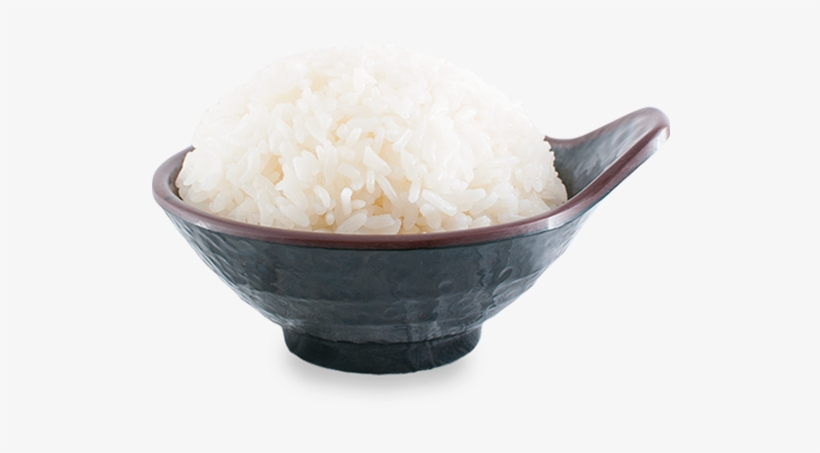 White Rice - Bowl Of White Rice Png@seekpng.com