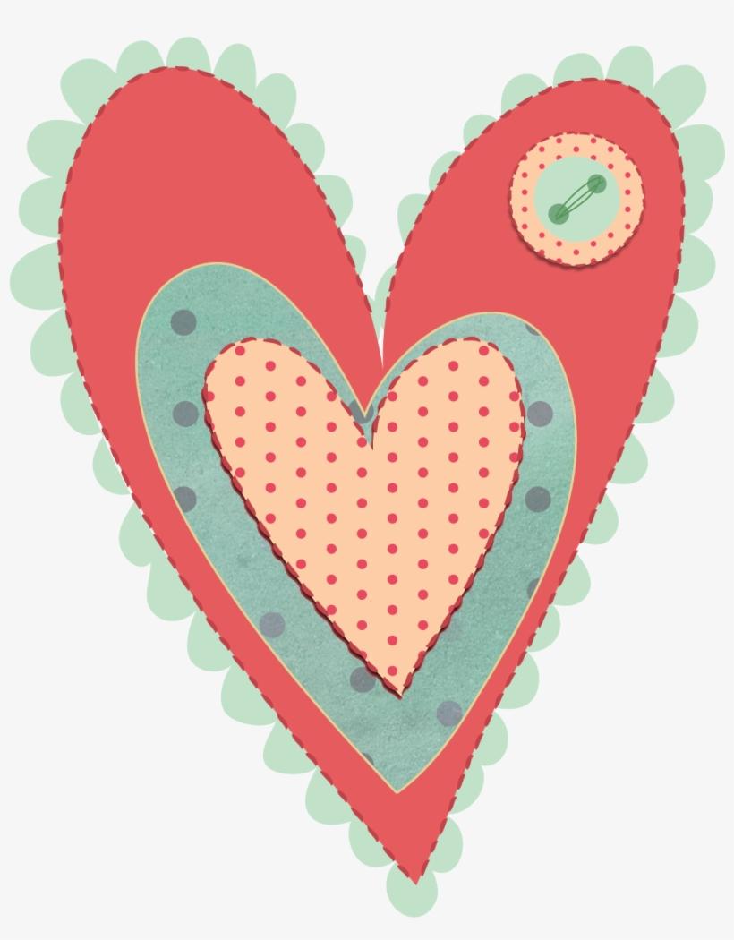 E A Afef Cbeef Fb Df C - Heart Scrapbook Clipart@seekpng.com