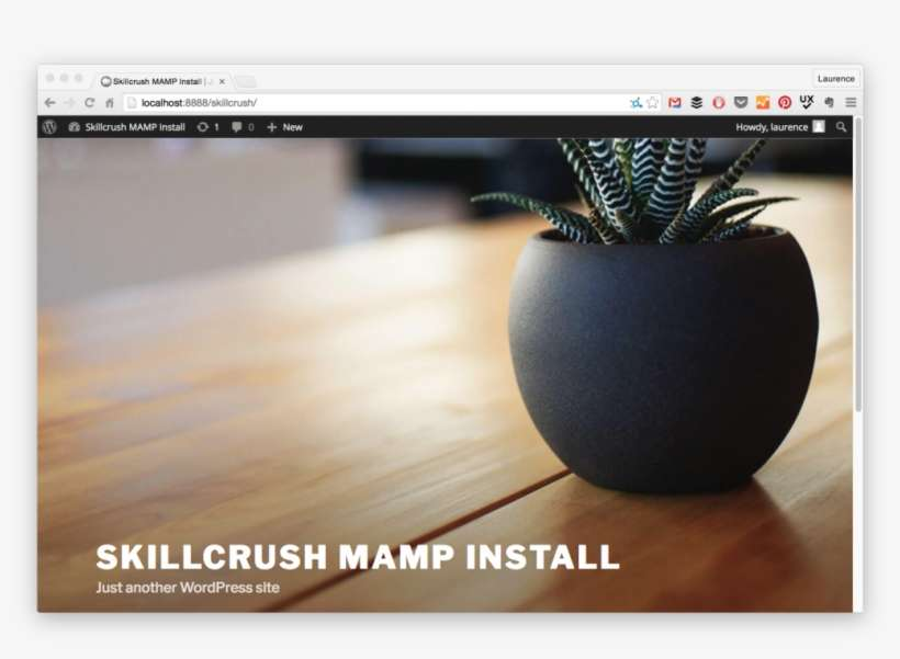 Install Mamp On Mac - Wordpress PNG Image | Transparent PNG