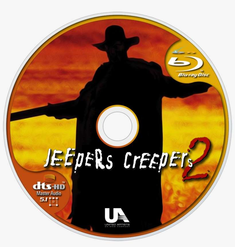 jeepers creepers 2 blu ray