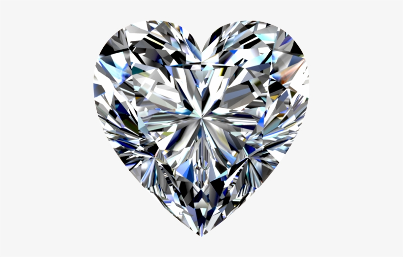 Diamond heart. Png images cliparts free