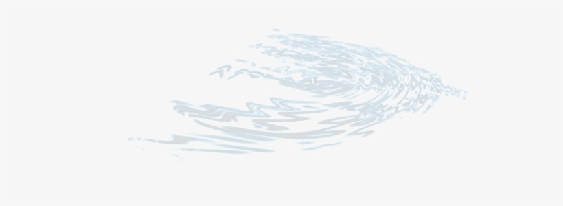Water Effect Png Download - Sketch PNG Image | Transparent
