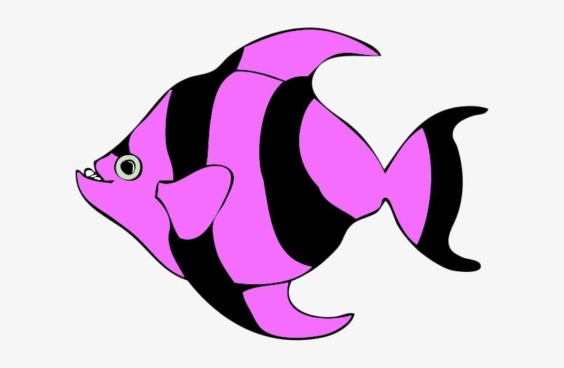 Fish Clipart Printable - Purple Fish Clip Art PNG Image ...