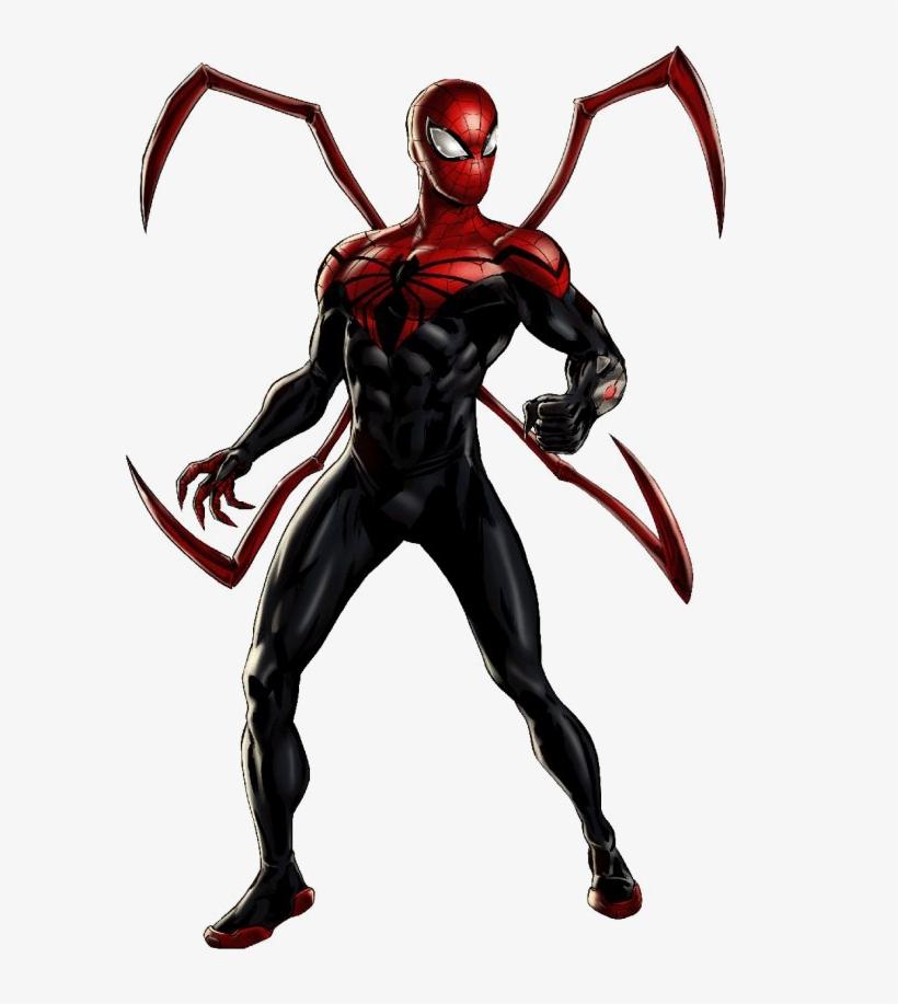 Otto Octavius (earth 12131) 001 - Superior Spider Man Suit P