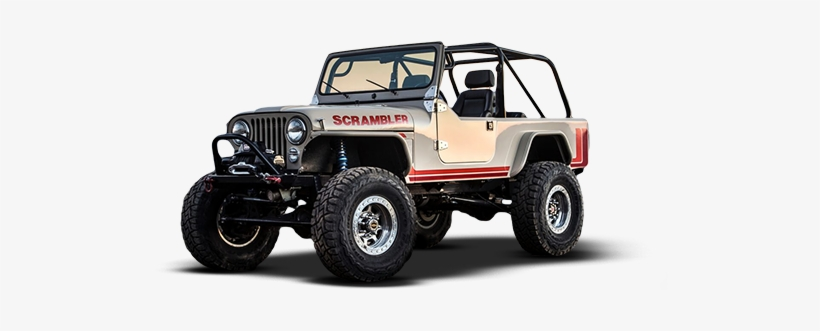 Build Your Own Jeep >> Build Your Own Jeep Scrambler Jeep Png Image Transparent Png