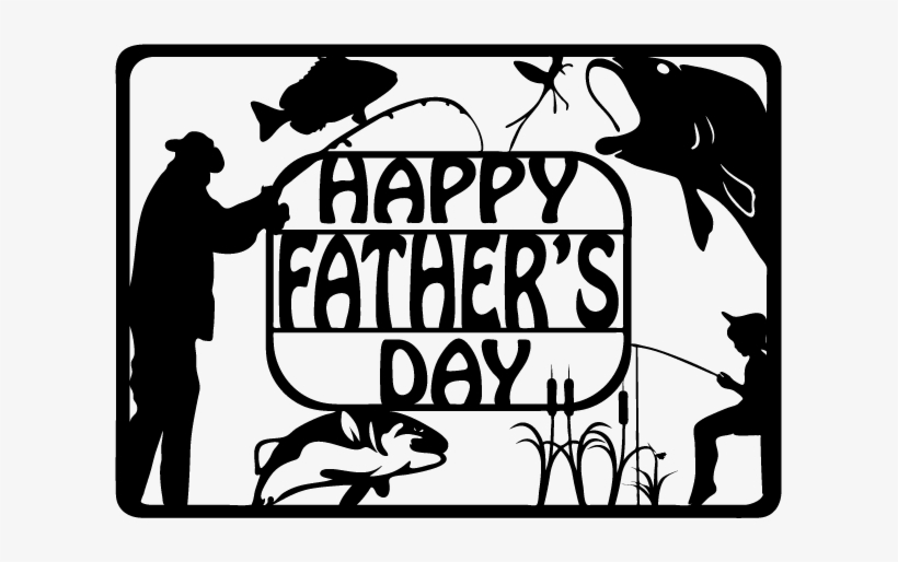 Free | view 1,000 father day illustration, images and graphics from +50,000 possibilities. Svg Father S Cardmaking With Your Cutting Machine Fathers Day Fishing Svg Png Image Transparent Png Free Download On Seekpng SVG, PNG, EPS, DXF File