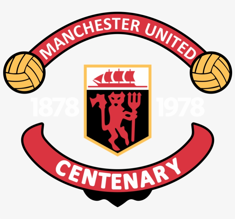 Manchester United Logo Clipart Manchester United Logo Manchester United 1978 Futbox Png Image Transparent Png Free Download On Seekpng