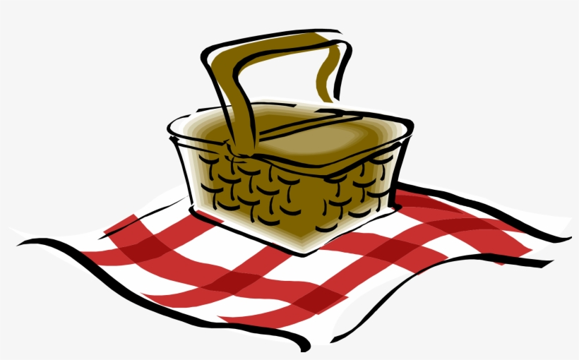 Cartoon Picnic Basket Png Picnic Basket Clip Art Png Image Transparent Png Free Download On Seekpng