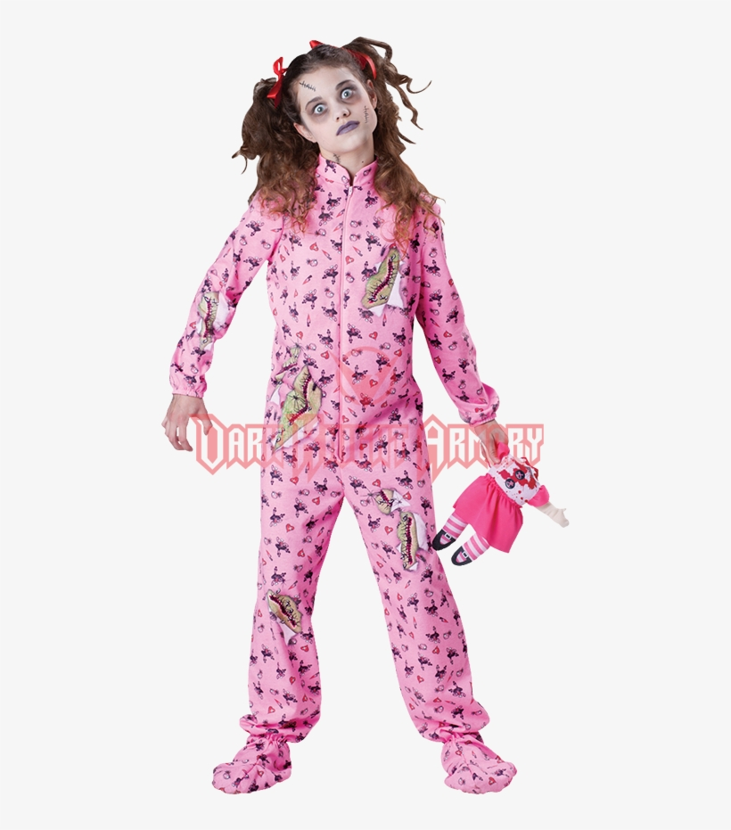 Halloween Costumes For Girls Scary.Zombie Girl Tween Costume Halloween Costumes Ideas For Girls Scary