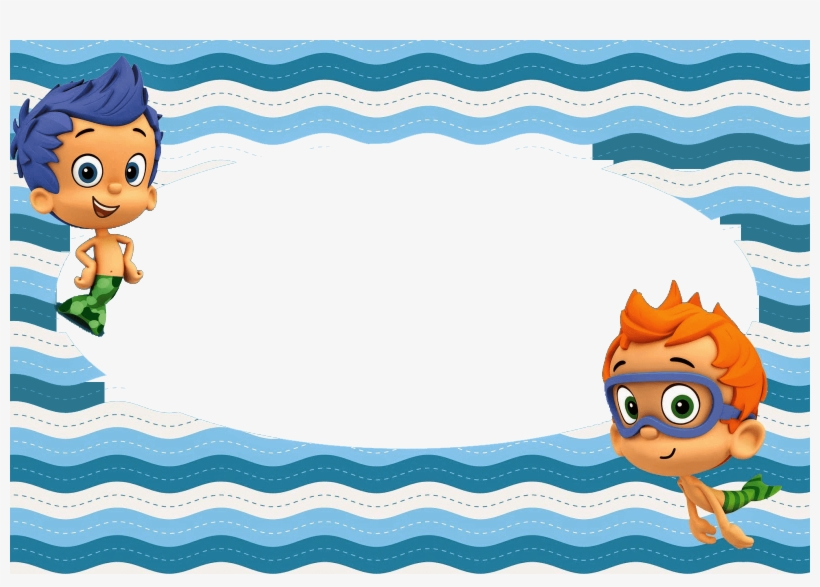Bubble Puppy Png For Kids - Bubble Guppies PNG Image