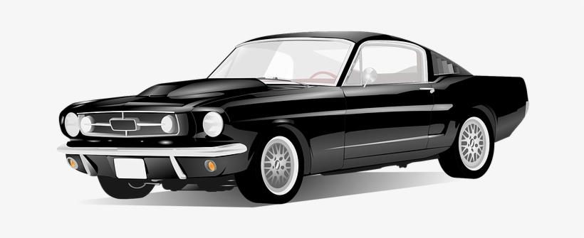 Sports Car Classic Car Racing Car Black Vi Carro Desenho Vetor