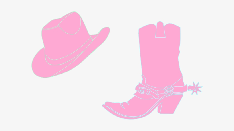 39cd1bc9d03fc Cowgirl Hat And Boot Clipart Png For Web PNG Image