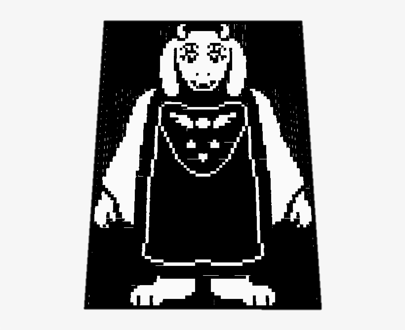 Undertale Sprite Pixel Art Torel Dreemurr Mother Yugioh Cards