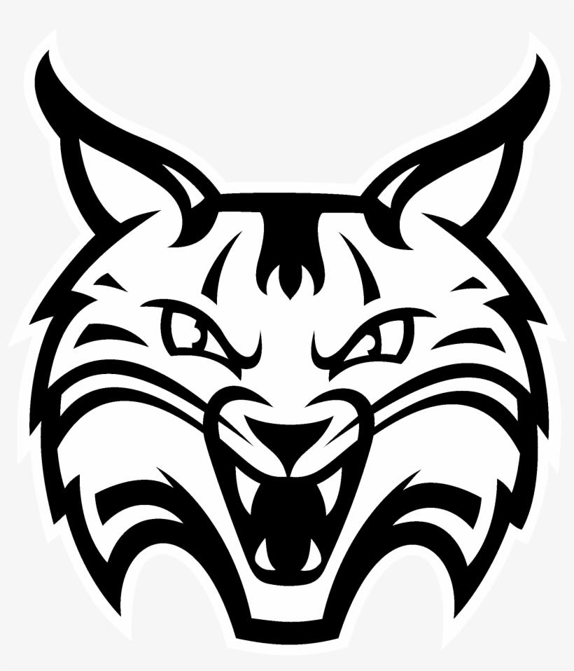 Quinnipiac Bobcats Logo Black And White Quinnipiac Bobcat Logo Png