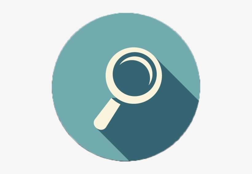 Magnifying Glass Icon No Background Magnifying Glass Icon With