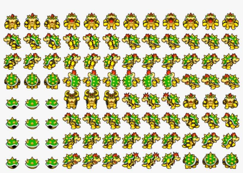 Rpg Maker Vx Ace Bowser Clipart Bowser Rpg Maker Mv PNG