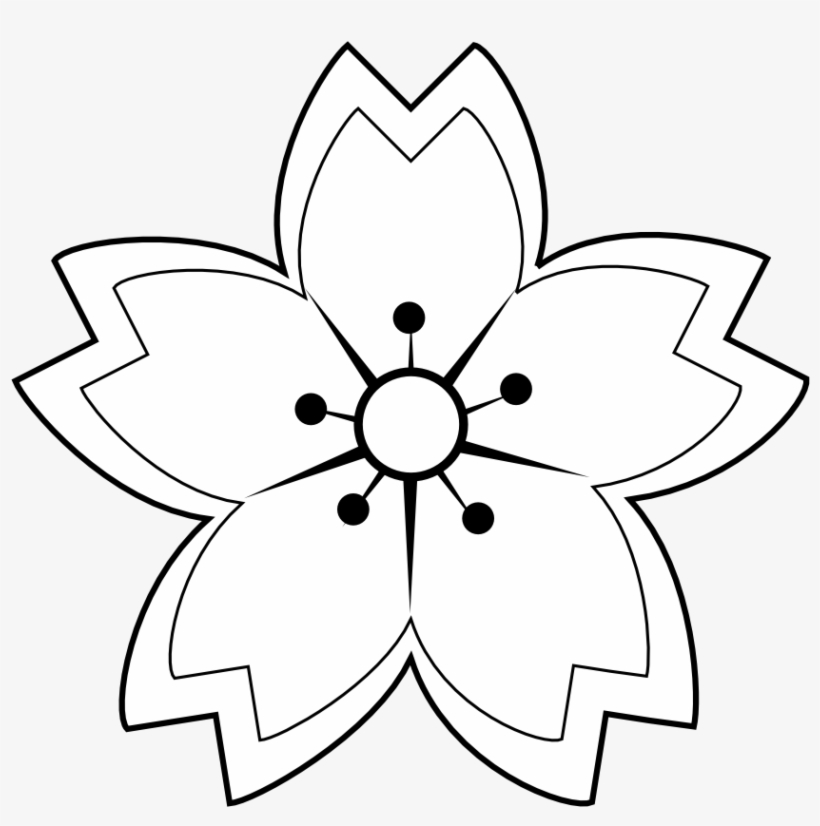 Floral Divider Clipart - Clip Art Flowers Line - Png Download (#10201) -  PinClipart