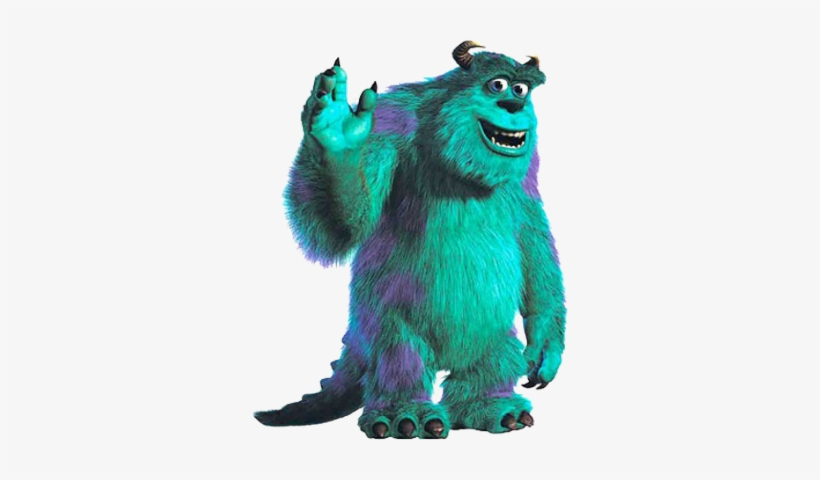 Monsters Inc Sulley Psd Sullivan Monster Inc Png Image Transparent Png Free Download On Seekpng