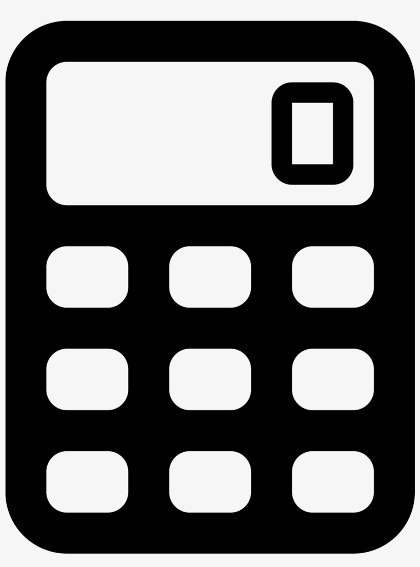 Banner Download Calculator Icon Free Download Png And