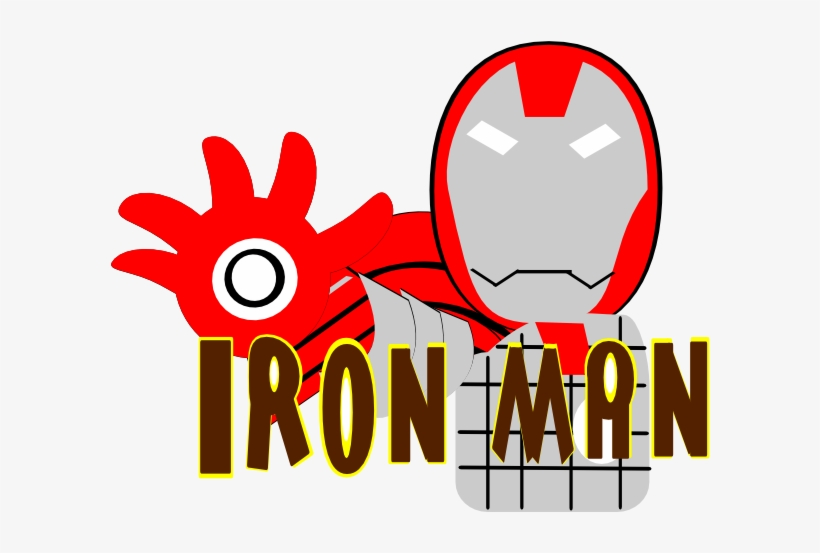 Logo Clipart Iron Man Clip Art Png Image Transparent Png Free Download On Seekpng