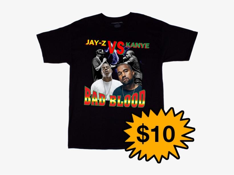 8faf31a1b817 Kanye - Anthony Fantano Band T Shirts PNG Image | Transparent PNG ...
