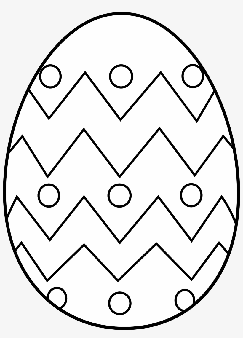 - Coloring Pages Of Easter Eggs And Bunnies Egg Hunt - Easter Egg