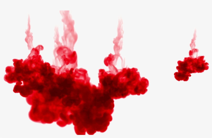 Red Smoke Effect Png Download - Red Color Smoke Png PNG