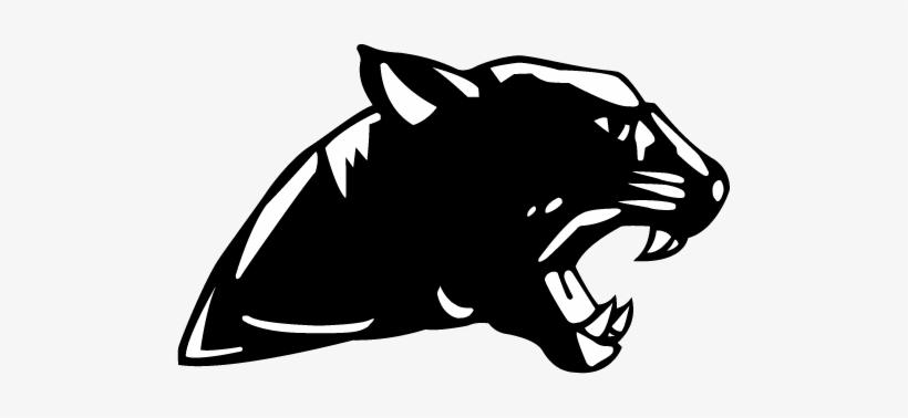 Paradise Panther Clip Art 2 Image Transparent Background Panther Logo Png Image Transparent Png Free Download On Seekpng