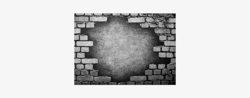 Background Broken Bricks Hd@seekpng.com