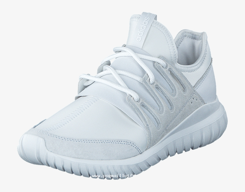 newest collection acc40 f29d4 Adidas Originals Tubular Radial Crystal White S16 53242-01 - Shoe, transparent  png download
