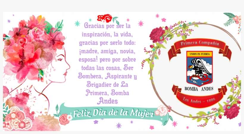 Feliz Dia De La Mujer Png Image Transparent Png Free Download On Seekpng Suitable on cards, posters and other mother's day related designs. transparent png free download on seekpng